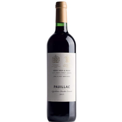 Pauillac 2015 by Château Grand-Puy-Lacoste - BBR