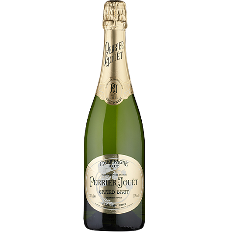 Perrier-Jouët Grand Brut NV Champagne Bottle 75cl