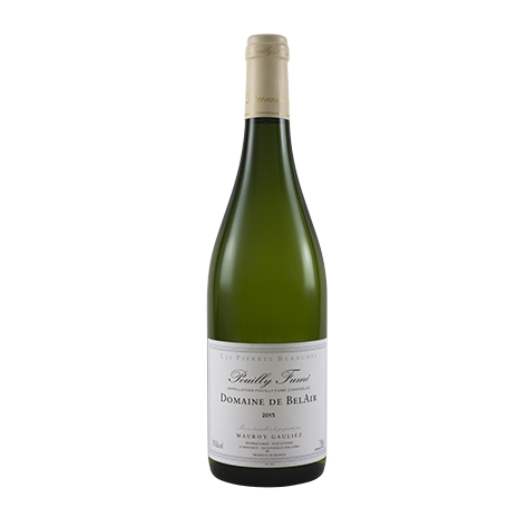 Pouilly Blanc Fume `Les Pierres Blanches` Dom. Bel Air 2018