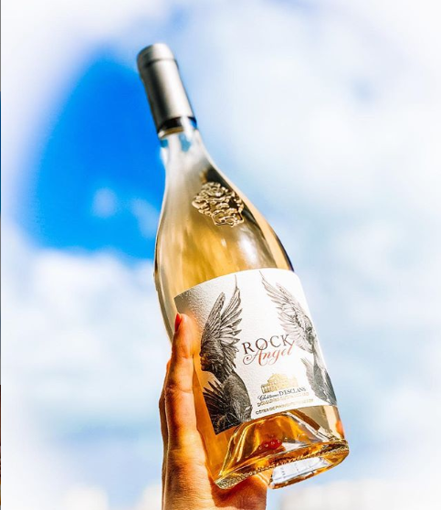Rock Angel Rosé 2018 - Double Magnum 3 Litre