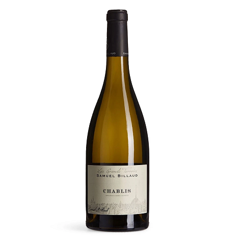 Chablis 2019, Samuel Billaud