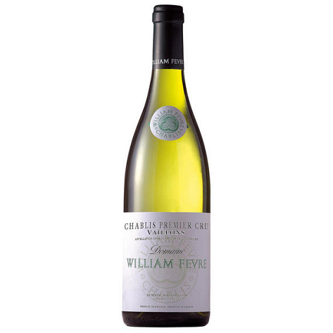 Chablis 2017, Vaillons, 1er Cru, Domaine William Fèvre, Burgundy