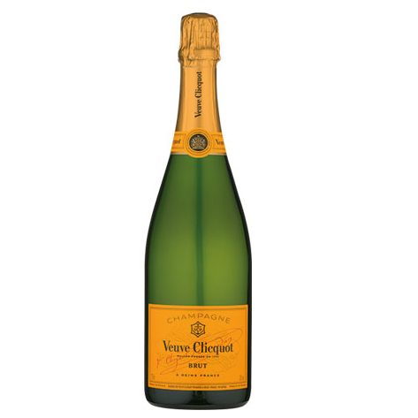 Veuve Clicquot Brut NV Champagne Bottle 75cl