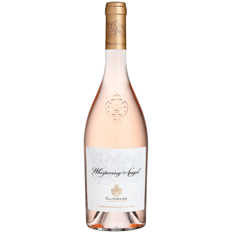 Whispering Angel Rosé 2018 Salmanzar 9 Litre + Wooden Box