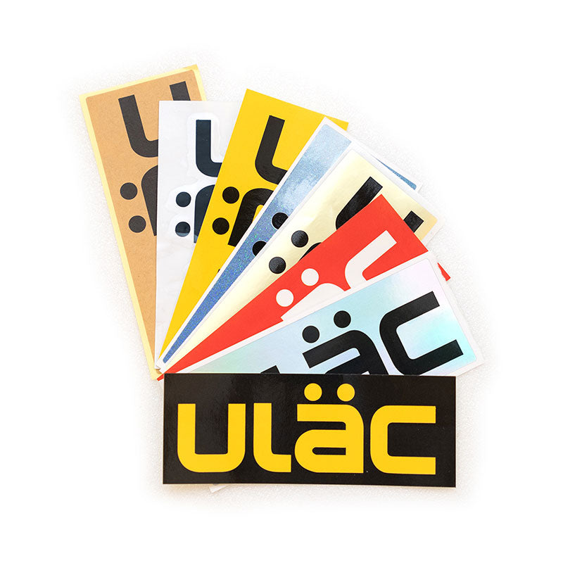 ULAC stickers
