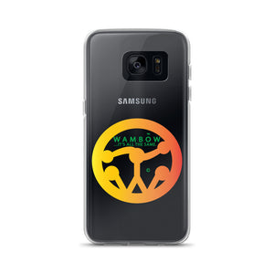 WAMBOW™ . . .IT'S ALL THE SAME.™ Print , Samsung Case