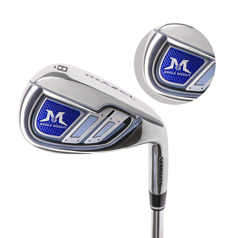 MAZEL Golf Clubs-Single Length Golf Club Irons Set (10 Pieces)-006