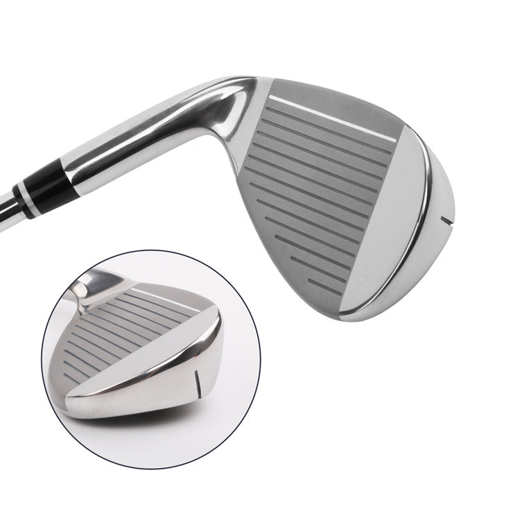 MAZEL Golf Club-golf iron set 5-SW(8Pieces) left handed stainless steel-002