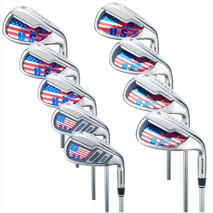 MAZEL-Golf Clubs Golf Irons set Single Length-012