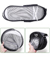 MAZEL Golf Net Portable Foldable Golf Chipping Pitching Cages Indoor Outdoor Golf Practice Net