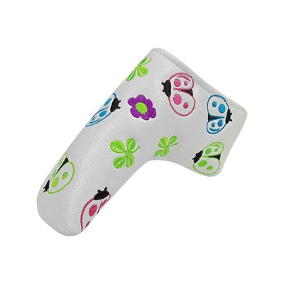 Mazel Golf Putter Head Covers Headcover for All Brands Blade - MAZAL GOLF