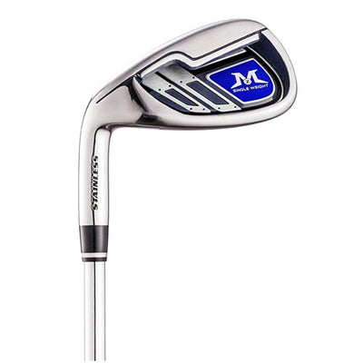 MAZEL Left Handed #7 Golf Individual Iron for Men - MAZAL GOLF