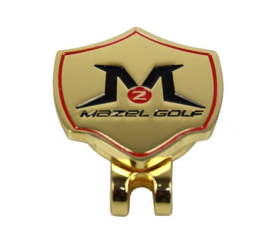 Mazel Strong Magnetic Golf Ball Marker With Hat Clip Personalised Design - MAZAL GOLF