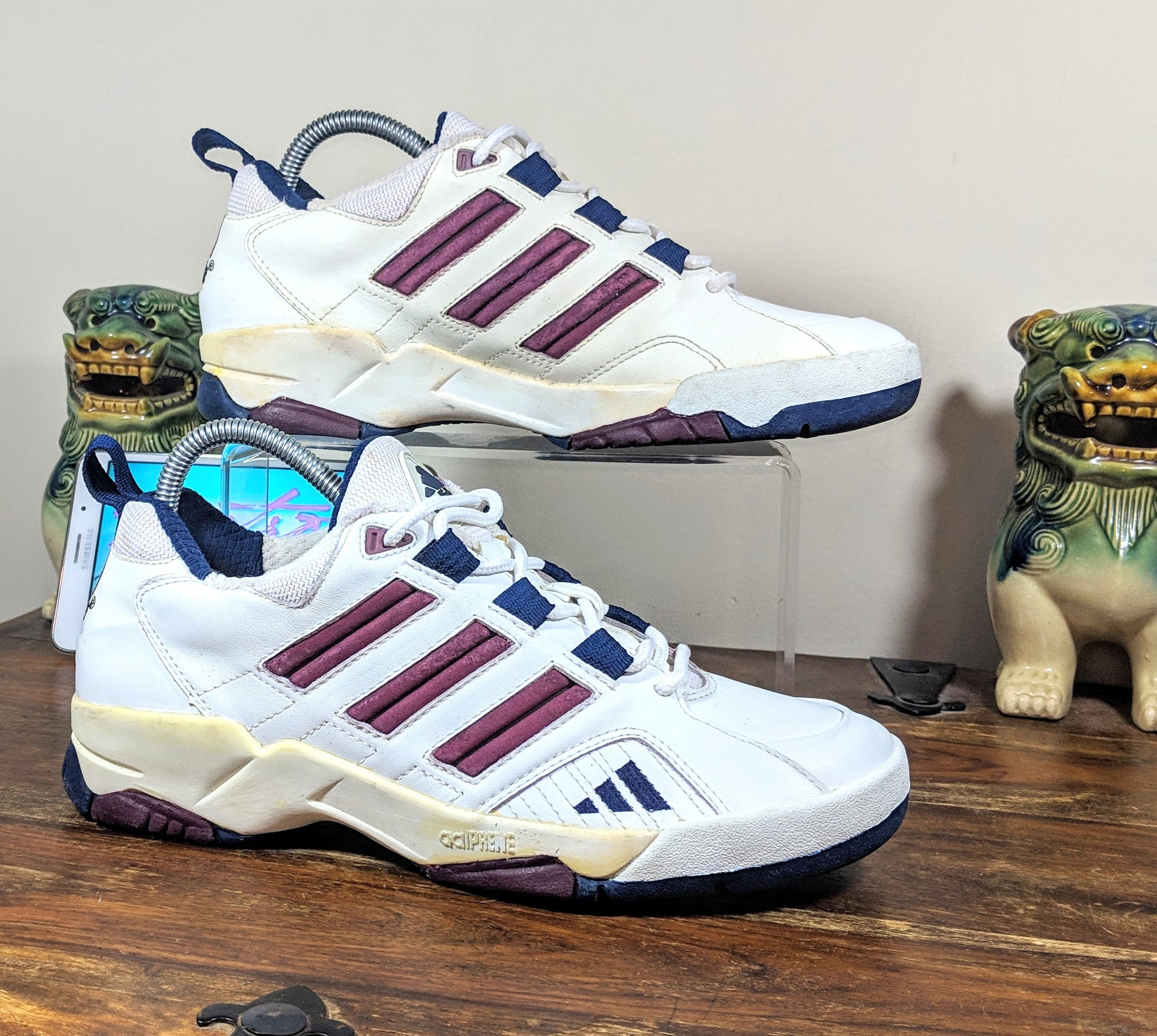 more photos df82b dee65 ... Load image into Gallery viewer, (1990  39 s) Adidas Torsion Response ...