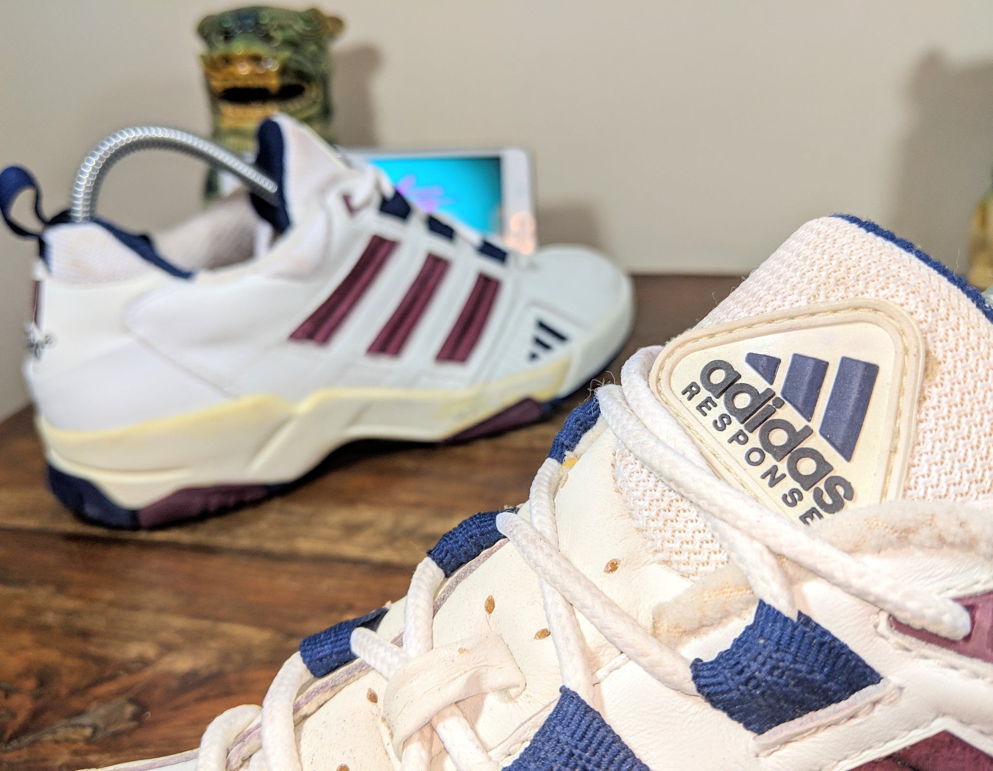 owned these with pride. 1990s Adidas Samba | memory lane