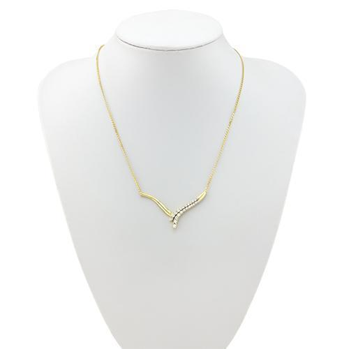 Yellow Womens Necklace Pendant in 14K Yellow Gold 0.79 Ctw