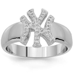 0.12CTW DIAMOND MENS CLUSTER RING Available Sizes 5 to 11