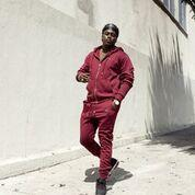 Avianne Red Sweatsuit