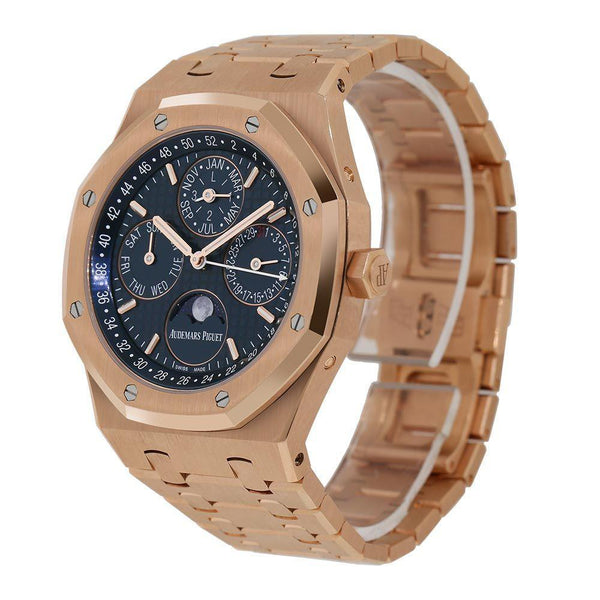 Audemars Piguet Royal Oak 41MM Rose Gold Watch 26574OR.OO.1220OR.02