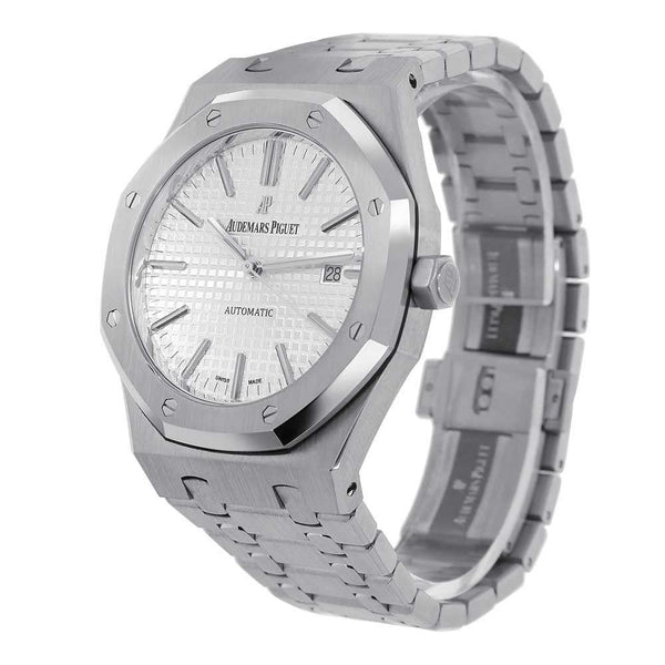 Audemars Piguet Royal Oak 41MM Self-Winding Stainless-Steel Men's Watch 15400ST.OO.1220ST.02