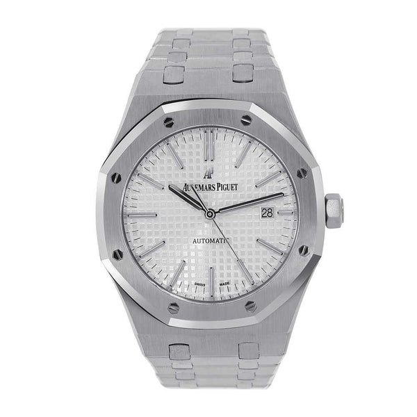Audemars Piguet Royal Oak 41MM Self-Winding Stainless-Steel Mens Watch 15400ST.OO.1220ST.02