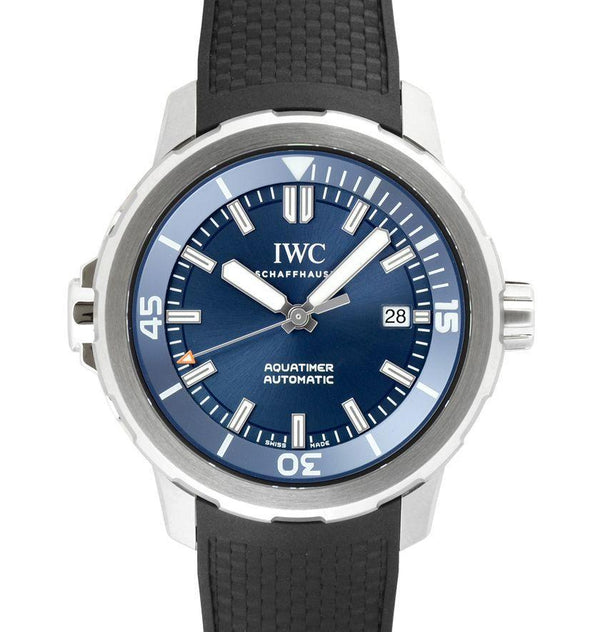 IWC Aquatimer Expedition Jacques Cousteau Automatic 42MM Watch IW329005