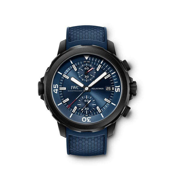 IWC Auqatimer Chronograph Laures Sport for Good 45MM Watch IW379507