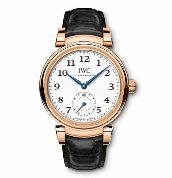 IWC Da Vinci Rose Gold Automatic 150 years 40MM Watch IW358103