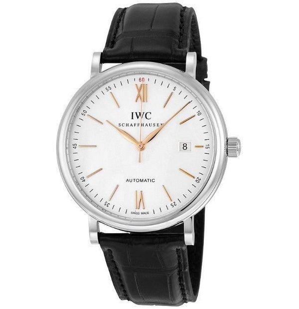 IWC Portofino Black Dial Automatic 40MM watch IW356502