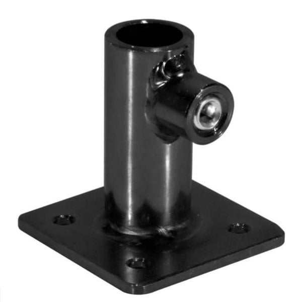 "5/8"" Fitting Receiver Plate Vertical"