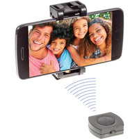 Smartphone Mount & Bluetooth Remote