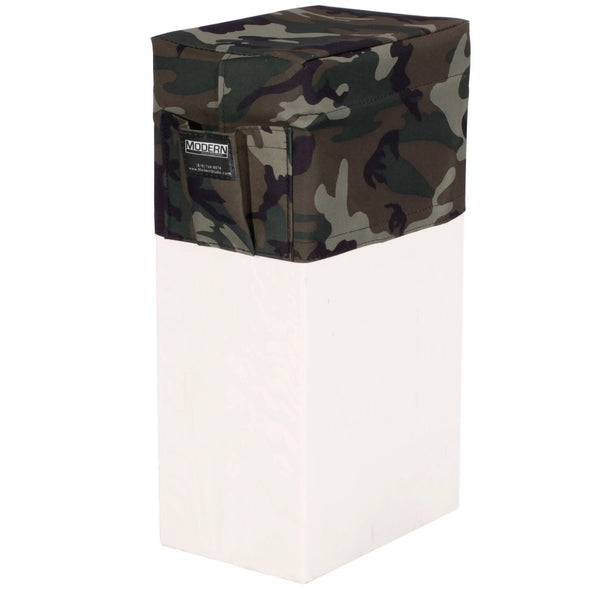 APPLE BOX VERTICAL SEAT COVER WITH POCKET