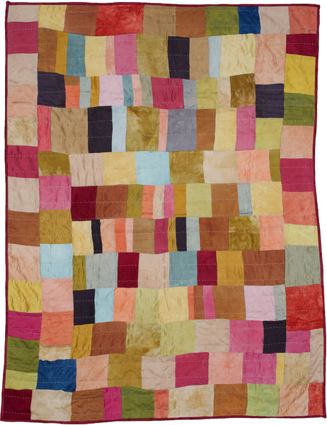 Sonorous Silk Quilt