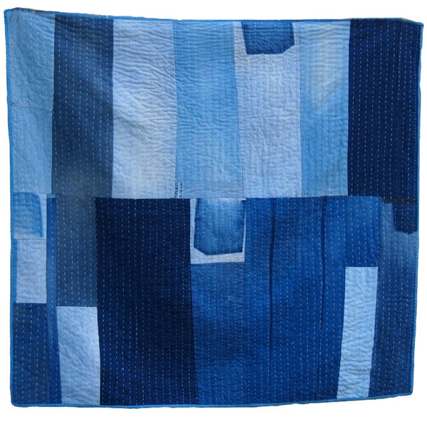 Denim Bar Quilt
