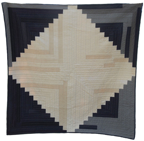 Diamond Cabin Quilt