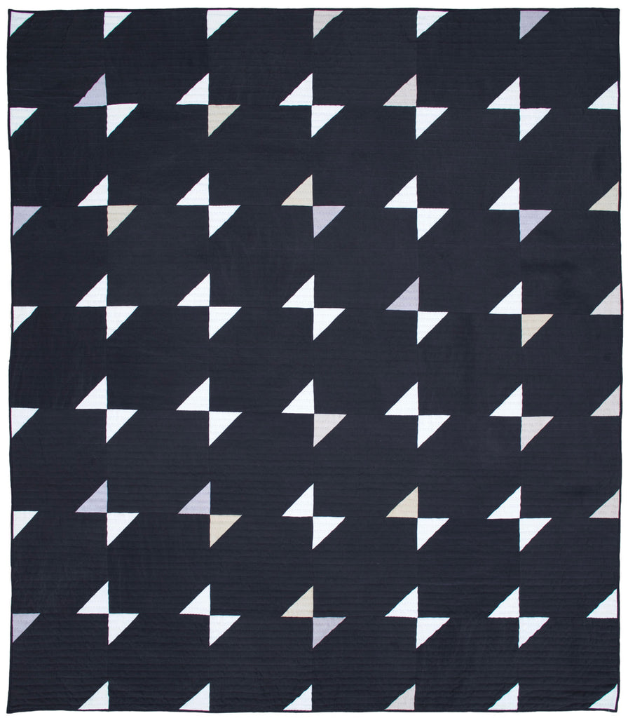 black quilt white style and handmade baby patterns modern