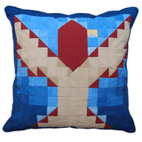 Red Tail Hawk Pillow