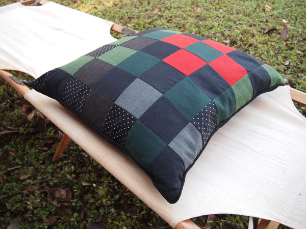 9 Block Pillow