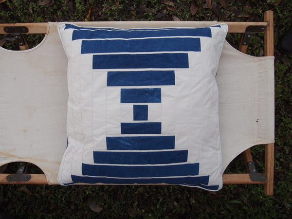 Courthouse Steps Pillow