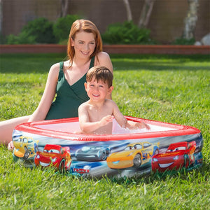 Piscina Inflable de Cars Intex / 57101NP