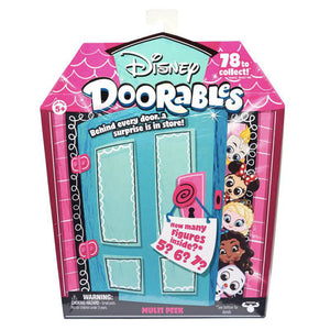 Mini Figuras Sorpresa Disney Doorables Coleccionables Juguete / 69402