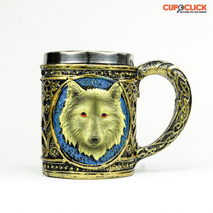 Taza Lobo Stark Game Of Thrones
