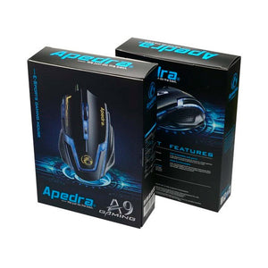 Mouse Sports Gamer Imice A9 6 Botones / MG-A9