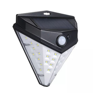 Foco 38 Led Luz Solar Diamante Sensor Movimiento Impermeable / 71099 Cupoclick