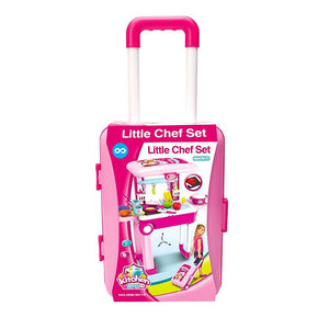 Maletin Chef De Juguete Little Chef Set / 810A