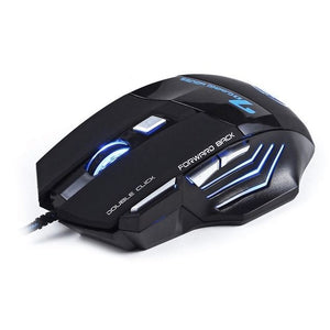 Mouse para Gamers WEIBO X7 Cupoclick - Tienda Online