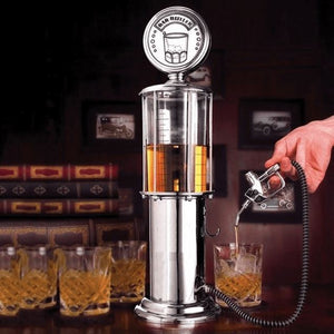 Dispensador De Licor Estilo Gasolinera CupoclickCL