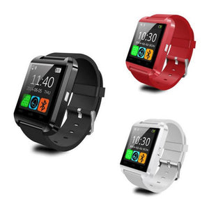 Smartwatch U8 Bluetooth para iPhone y Android CupoclickCL