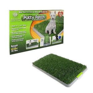 Baño Ecológico XL Perros y Gatos Pet Potty Patch CupoclickCL