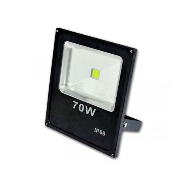 Foco Reflector 70W Led Exterior Slim